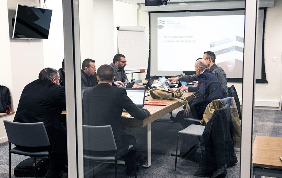 La formation des managers dans les métiers de la sécurité/sûreté