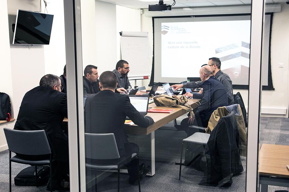 La formation des managers dans les métiers de la sécurité/sûreté – RNMPS