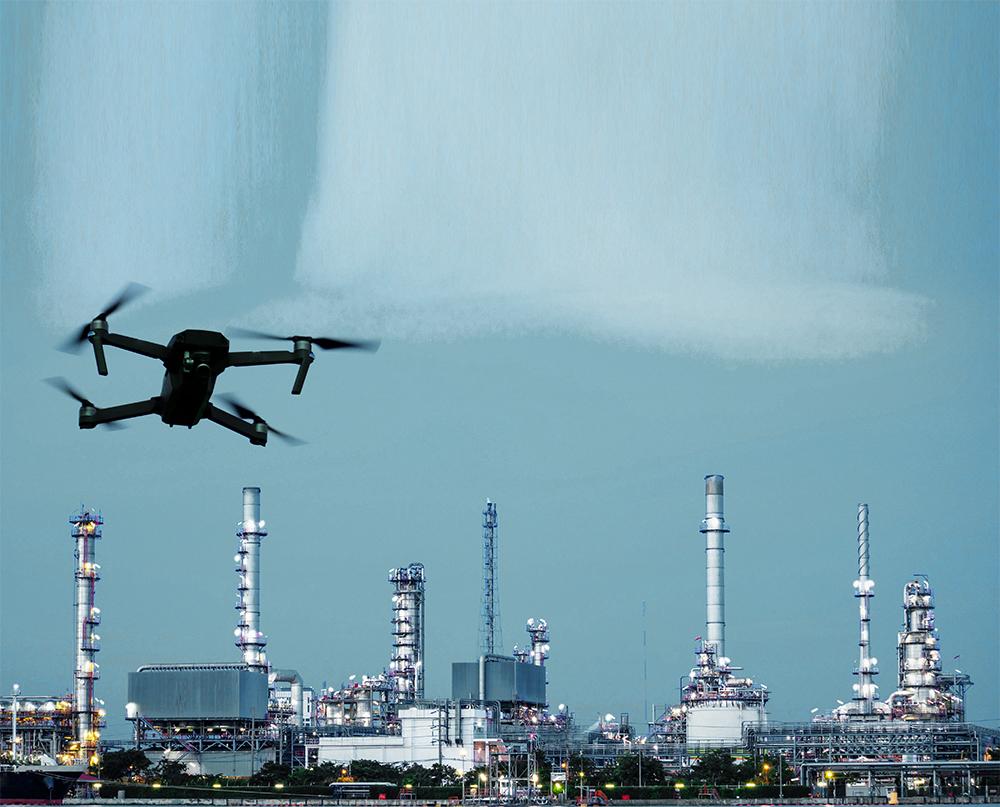 Solutions anti-drones #4 : Comment contrer le risque drone ? – RNMPS