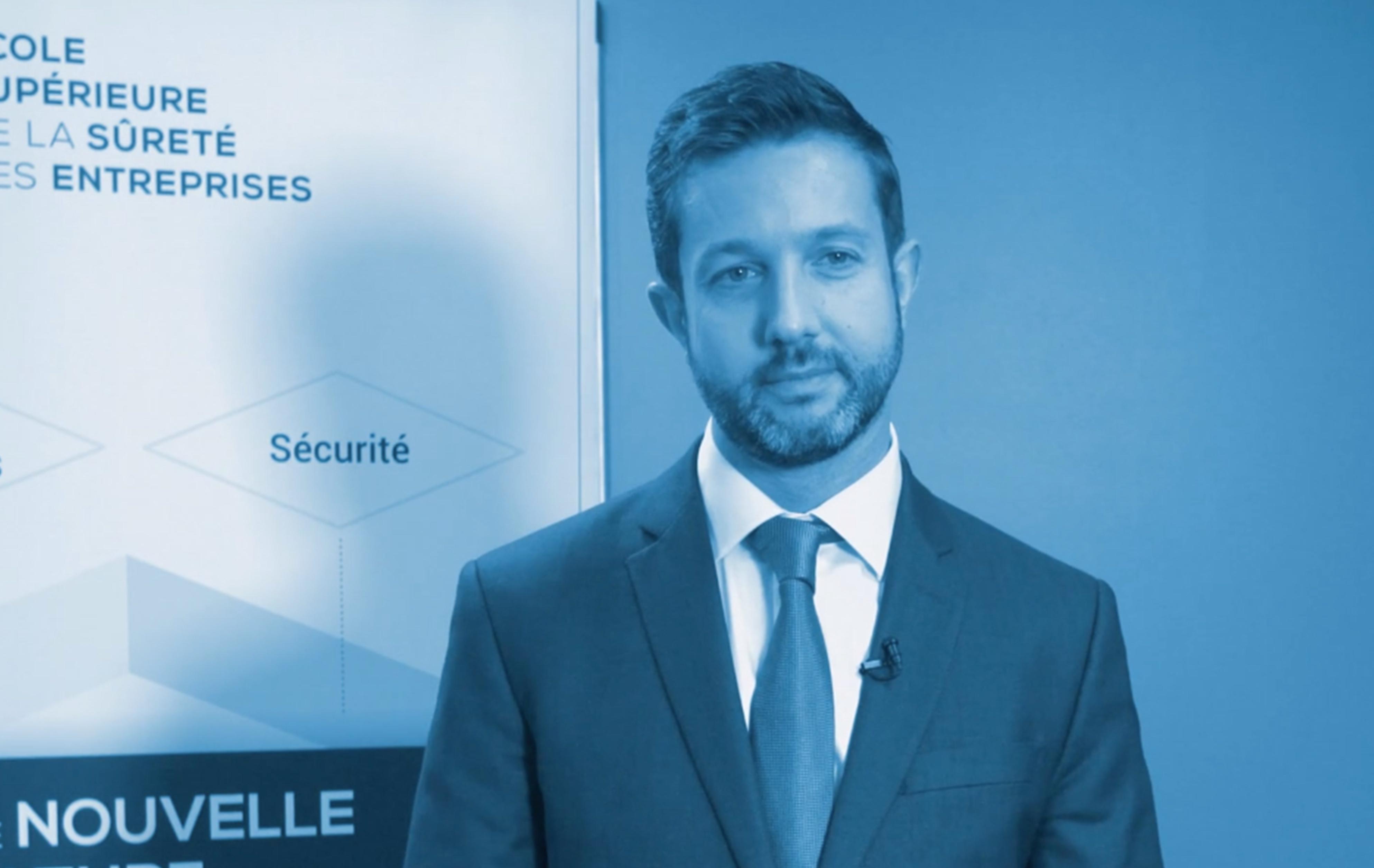 Portrait de Maxence Bizien, Agence de lutte contre la fraude à l'assurance directeur de