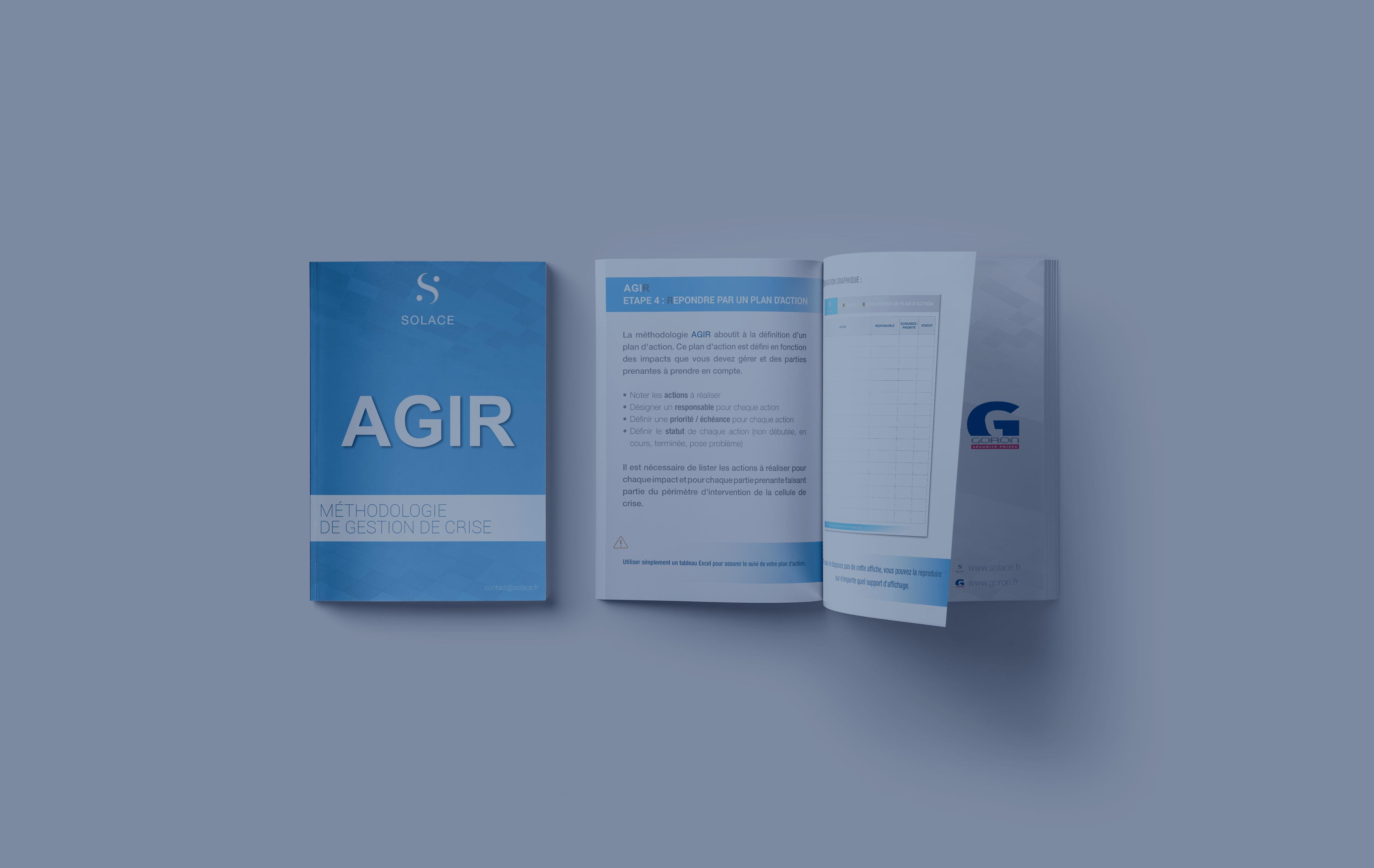 Découvrez le guide AGIR de Solace pour la gestion de crise