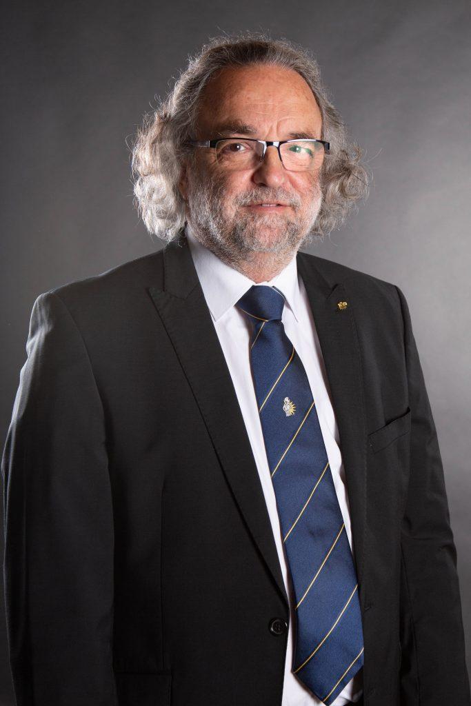 Didier Spella, expert en cybersécurité