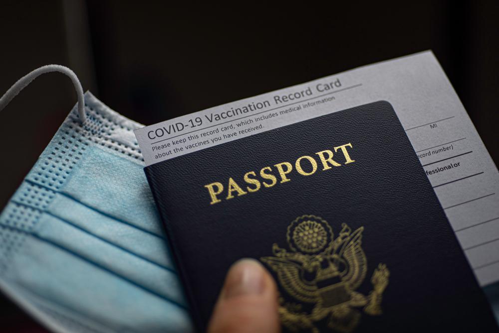 Le passeport vaccinal