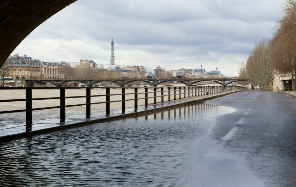Les inondations, nouvelle menace numéro 1 pour les entreprises