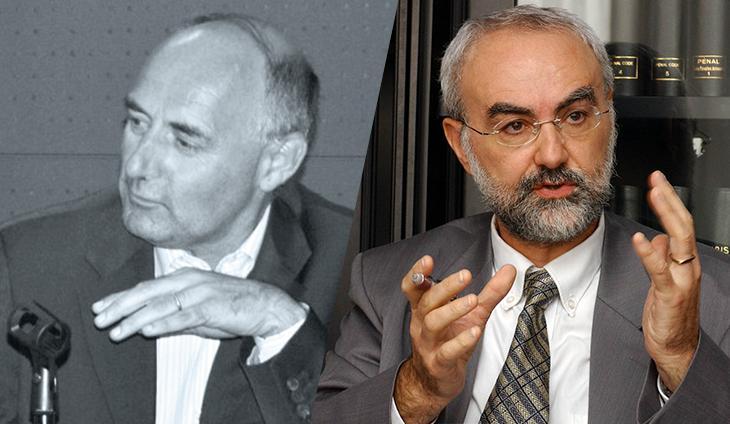 Jean Paul Philippe et Noel Pons